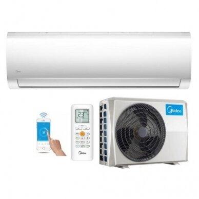 MIDEA BLANC MA-12NXD0-I + MA-12N8D0-O sieninis inverterinis oro kondicionierius