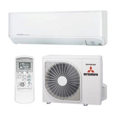 Mitsubishi oro kondicionierius SRK/SRC25ZMP-S 2,5/2,8kW