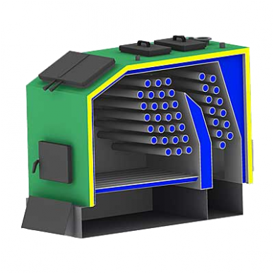 Moderator Unica Max 250 kieto kuro katilas 2
