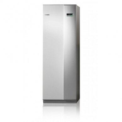 NIBE VVM 225 R EM vandens šildytuvas su įmontuotu elektriniu elementu ir pamaišymo mazgu