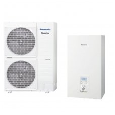 Panasonic Aquarea T-CAP 12kW šilumos siurblys