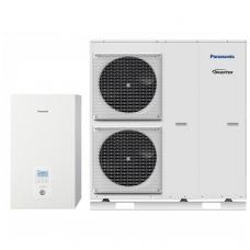 Panasonic Aquarea Bi-bloc T-CAP WH-SQC09H3E8 WH-UQ09HE8 9kW super tylus šilumos siurblys