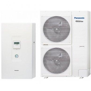 Panasonic Aquarea 9kW šilumos siurblys 2