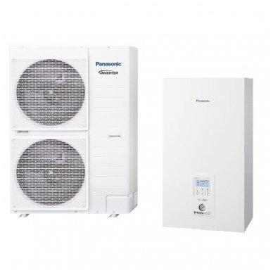 Panasonic Aquarea Bi Bloc T-CAP WH-SXC16H9E8 WH-UX16HE8 16 kW šilumos siurblys