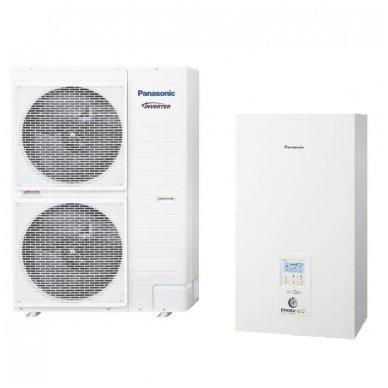 Panasonic Aquarea T-CAP 9kW šilumos siurblys