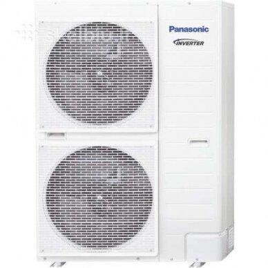 Panasonic Aquarea Bi Bloc T-CAP WH-SXC09H3E8 WH-UX09HE8 9 kW šilumos siurblys 2