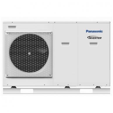Panasonic Aquarea Monoblock WH-MDC05J3E5 5kW šilumos siurblys J kartos