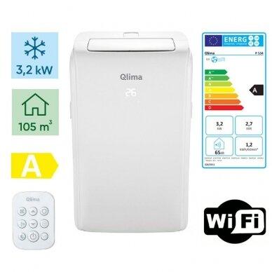 QLIMA P 534 mobilus oro kondicionierius 2