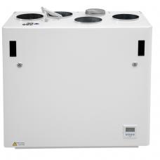 ENSY AHU-400BV/BH 470 m3/val. rekuperatorius su integruotu Wi-fi valdymo pultu spalvotu ekranu