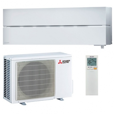 Mitsubishi Electric šilumos siurblys MUZ-LN25VGHZ / MSZ-LN25VGW 2,5/3,2kW