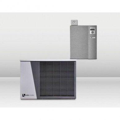 Šilumos siurblys Alpha Innotec LWD 50A-HMD 1 7,1kW, be boilerio