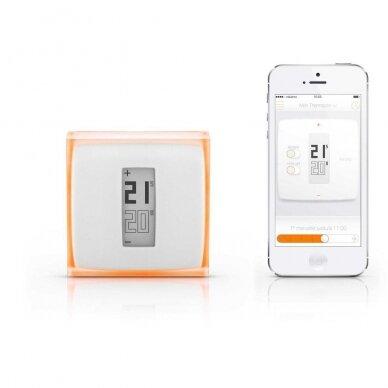 SMART NTH-PRO NETATMO bevielis išmanusis termostatas 2