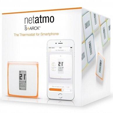 SMART NTH-PRO NETATMO bevielis išmanusis termostatas 4