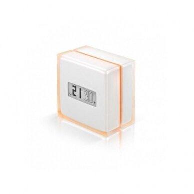 SMART NTH-PRO NETATMO bevielis išmanusis termostatas 3