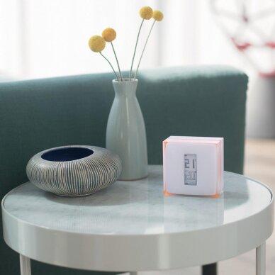 SMART NTH-PRO NETATMO bevielis išmanusis termostatas 5