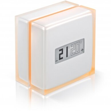 SMART NTH-PRO NETATMO bevielis išmanusis termostatas