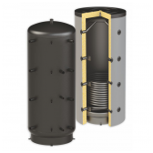 SunSystem PBM-R 800 akumuliacinė talpa su izoliacija