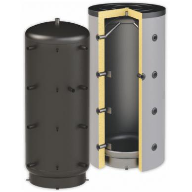 SunSystem PBM 500 akumuliacinė talpa su izoliacija