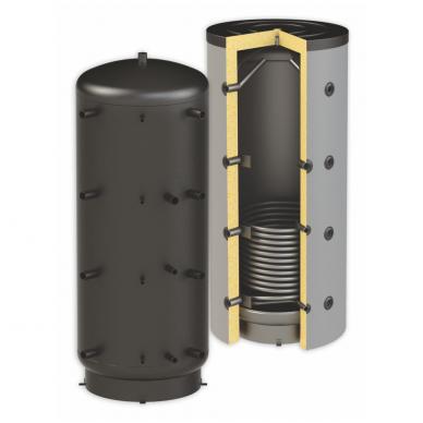 SunSystem PBM-R 500 akumuliacinė talpa su izoliacija