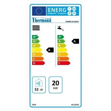 THERMONA THERM 24 KDCN dujinis kondensacinis katilas 2