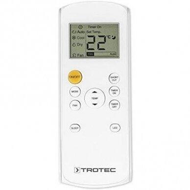 TROTEC PAC 2100 X mobilus oro kondicionierius 11