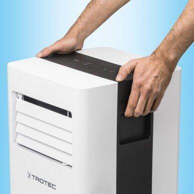 TROTEC PAC 2100 X mobilus oro kondicionierius 7