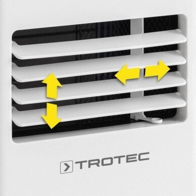 TROTEC PAC 2100 X mobilus oro kondicionierius 8