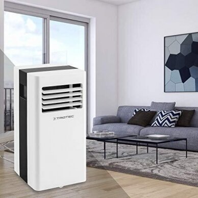 TROTEC PAC 2100 X mobilus oro kondicionierius 9