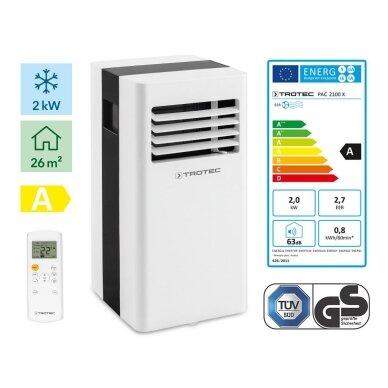 TROTEC PAC 2600 X mobilus oro kondicionierius 2