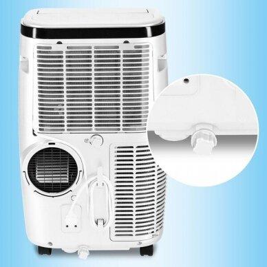 TROTEC PAC 3500 S mobilus oro kondicionierius 6