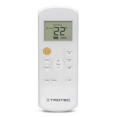 TROTEC PAC 3900 X mobilus oro kondicionierius 9