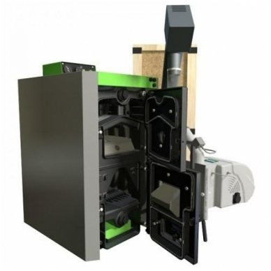 Viadrus Hercules Green Eco Therm 32 granulinis katilas 2