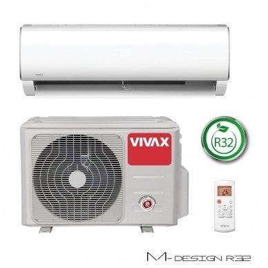 Vivax šilumos siurblys M-design 3,52/3,81kW