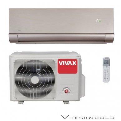 Vivax šilumos siurblys V-design 3,51/3,81kW