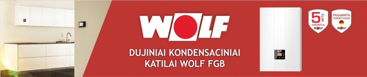 Wolf dujiniai katilai