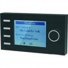 WOLF AM laidinis kambario termostatas su LCD ekranu